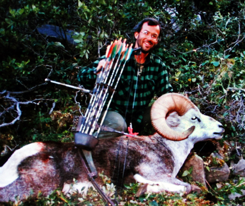 "JACK FROST & TOMMY HOFFMAN GOOD FRIENDS JACK FROST AND TOM HOFFMAN, each avid sheep hunters, were the third and fourth bowhunters to complete their ""Super Slams,"" following only Chuck Adams and Jimmy Ryan. Each has taken several Grand Slams of North America's wild sheep and in fact have bowhunted various sheep species around the world. Jack was the first bowhunter to collect all four of this continent's sheep species. I've shared camps with both men and always enjoy hearing about their adventures."
