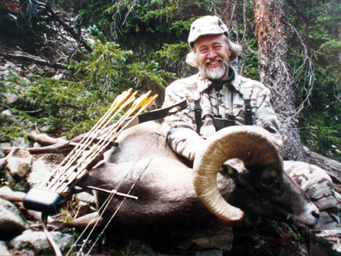 "SEEKING THE ""SUPER SLAM"" requires time, money, and luck. In 1999, I stalked and arrowed this Colorado bighorn on a do-it-yourself bowhunt with a couple of buddies. My total expenditure was around $2,000, a piddling sum compared to booking a fully guided sheep hunt today. Expect to pay about $30,000 for an opportunity to hunt a bighorn ram with no guarantees. Attempting to take a four-species ""Sheep Slam"" can set you back $125,000 for guided hunts with no guarantees of collecting a ram."