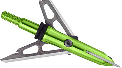 Rage SS Broadhead for Lower Poundage Bows