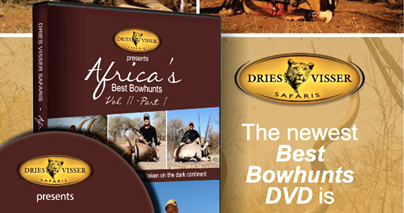 New: Africa's Best Bowhunts Vol II – Part 1 Available