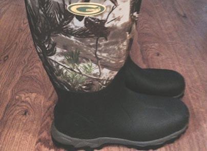Rick's Pick: GRUBS Boots