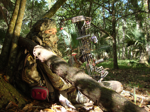 Bowhunting brings one into the environment like few other sports.