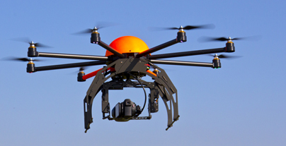 Drones vs Fair Chase