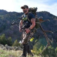 Industry authority of fitness and bowhunting, Cameron Hanes.