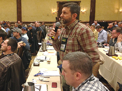 P&Y Co-Sponsors 1st NA Whitetail Deer Summit