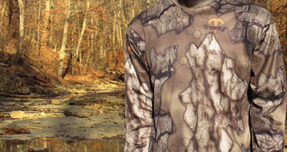 Treezyn Camouflage: Evolution in Camoflage