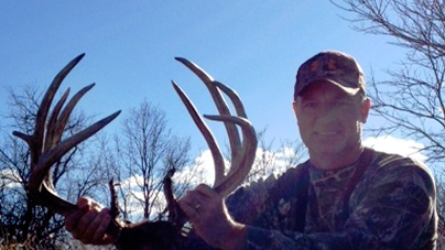Toxic Broadhead Delivers with a Massive Kansas Buck
