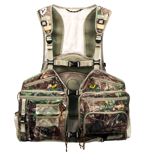 New ThunderChicken Turkey Hunting Vest