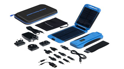 Gear Review: Powermonkey Extreme Solar Charger