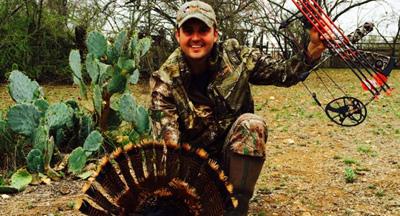 South TX Rio Grande Bowhunt: Paul's Day