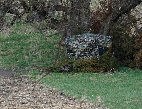 Nebraska Turkey hunt 2014: The Beginning
