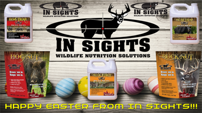 Happy Easter from In Sights Nutrition