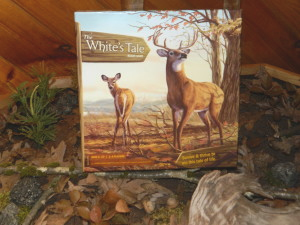The perfect game to engage and teach your young family members! Photo: Diane Hassinger