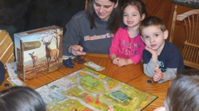 Gear Review: The White's Tale Board Game
