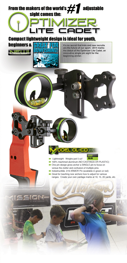 Gear Review: HHA Optimizer Lite Cadet | Bowhunting Net: for