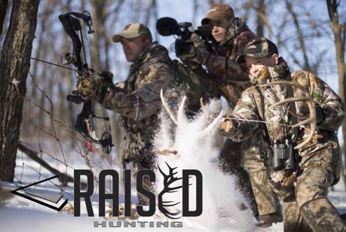 Pope & Young Club partners with Raised Hunting