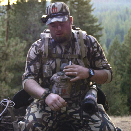 Jeff Coxen  President and Co-Founder Heavy Hitters Outdoors
