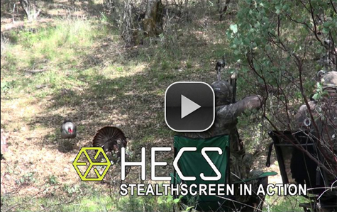 HECS Stealthscreen Helps You Stay Undetected