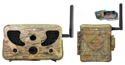 Spypoint: Tiny-W3 Wireless Trail Camera System
