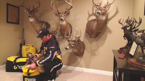 Scent control gear is a big investment. It is very important to care for it in the off season as well.