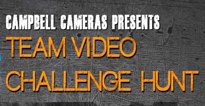 Ladies Team Video Challenge Hunt