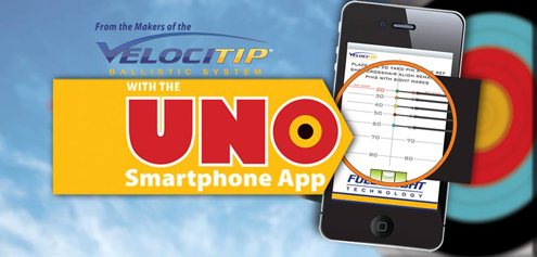 Increase downrange accuracy with new UNO iPhone App from Full Flight Technolgy