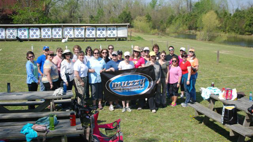 Thank you to all the ladies that attended the BOW this year and for allowing us to teach them archery.  This is the ladies that attended our intro class.  What a great group, can't wait till next year!