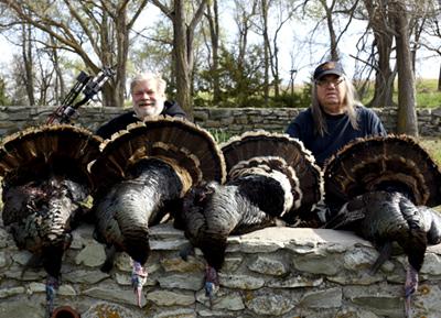 Last Nebraska Gobbler Hunt