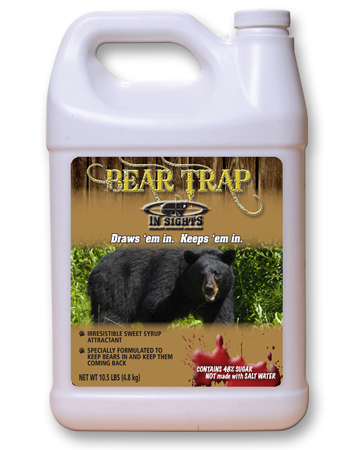 Bear Trap in its very easy to use, pourable gallon bottle.