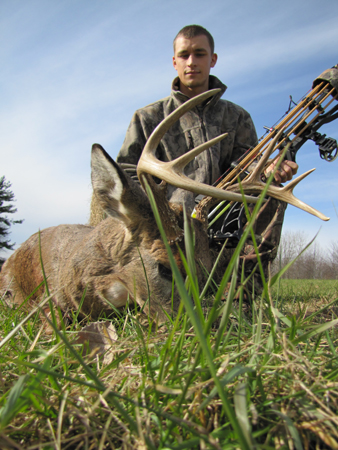 Bowhunters who are serious about recovery are serious about the shot.