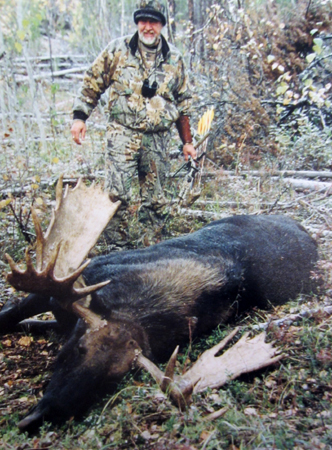 Taking a big game animal with a bow and arrow is a special moment to be treasured, regardless of the species. You should preserve those memories by snapping multiple photos to share with family and friends
