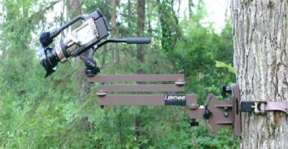 Above The Game partners with Lightning Camera Arms.