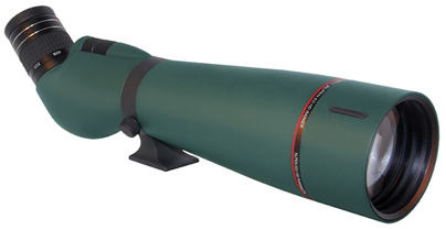 Alpen's New Rainier ED HD 25-75×86 Spotting Scope