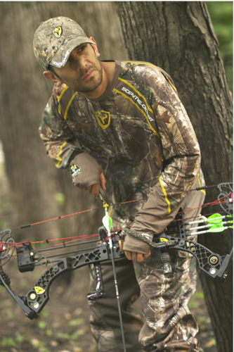 New ScentBlocker® technology breaks through the barriers of breathability, weight, and performance in a scent control garment.