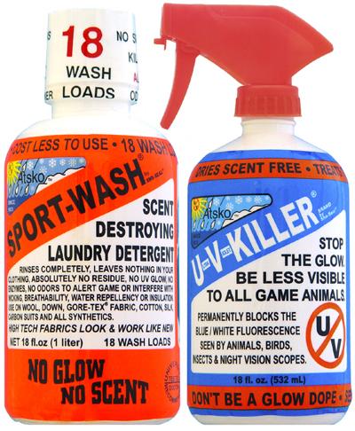 U-V-Killer Sport-Wash