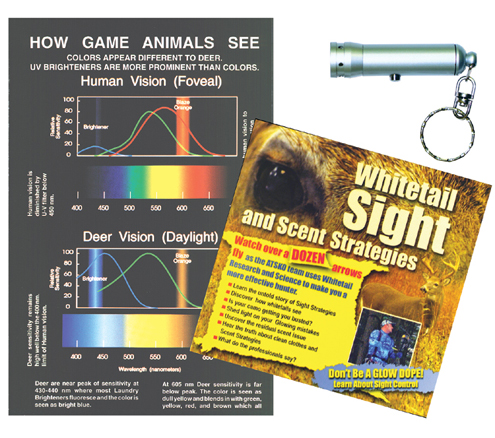 Light and Animal Vision Book plus DVD