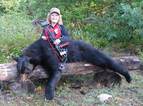 In spite of anti hunting attacks women remain the fastest growing segment of the hunting and shooting sports.