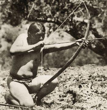 Ishi, the last Yahi Indian