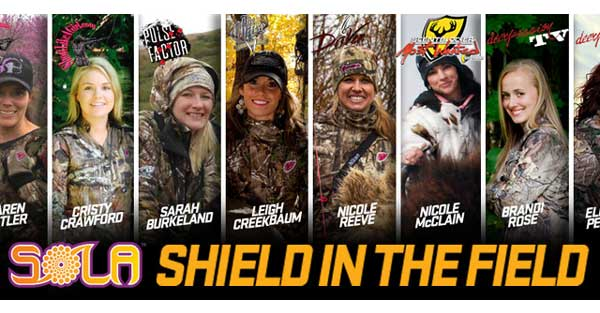 ScentBlocker – Shield in the Field – Just For Ladies