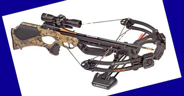 Barnett BCX Crossbow – It's a Lightweight Speed Demon