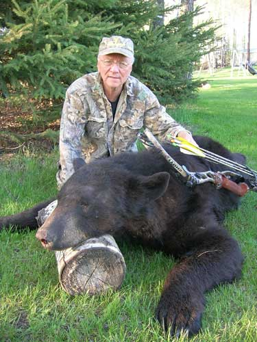 You can bear hunt in 32 states.