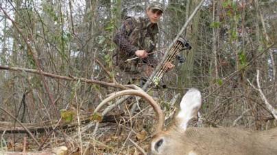Lost a Nice Buck