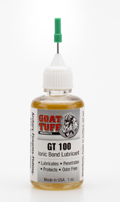 GOAT TUFF OFFERS BIO-SYNTHETIC LUBRICANT.