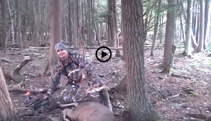 Wilderness Whitetails with CamoClan TV