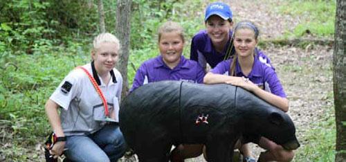Wildlife Research Center to Sponsor Scholastic 3-D Archery