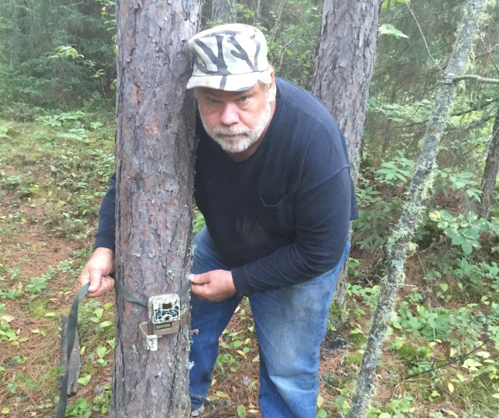 The Last Bearhunt: Setting Up