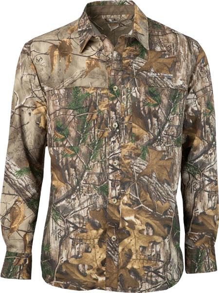 Men's Every Hunt Lightweight Camo Long Sleeve Shirt