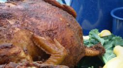 How To Deep Fry A Wild Turkey