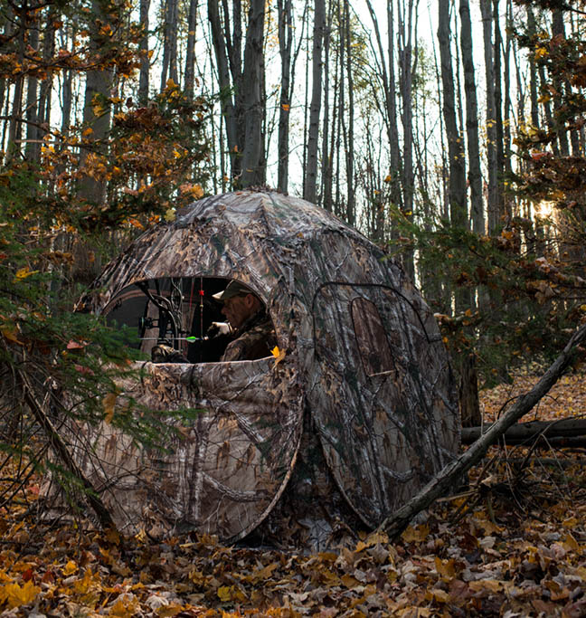 5 Items You Need Inside A Ground Blind