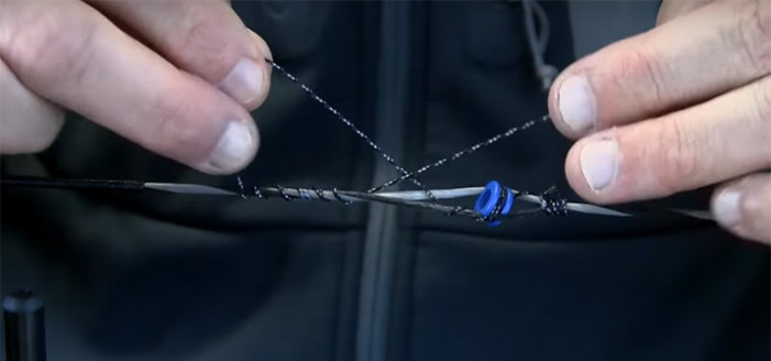 How To Tie In An Archery Peep Sight